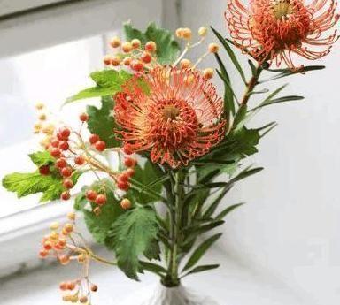 心理测试:你会在客厅放哪瓶花?试试看你有多幸运!