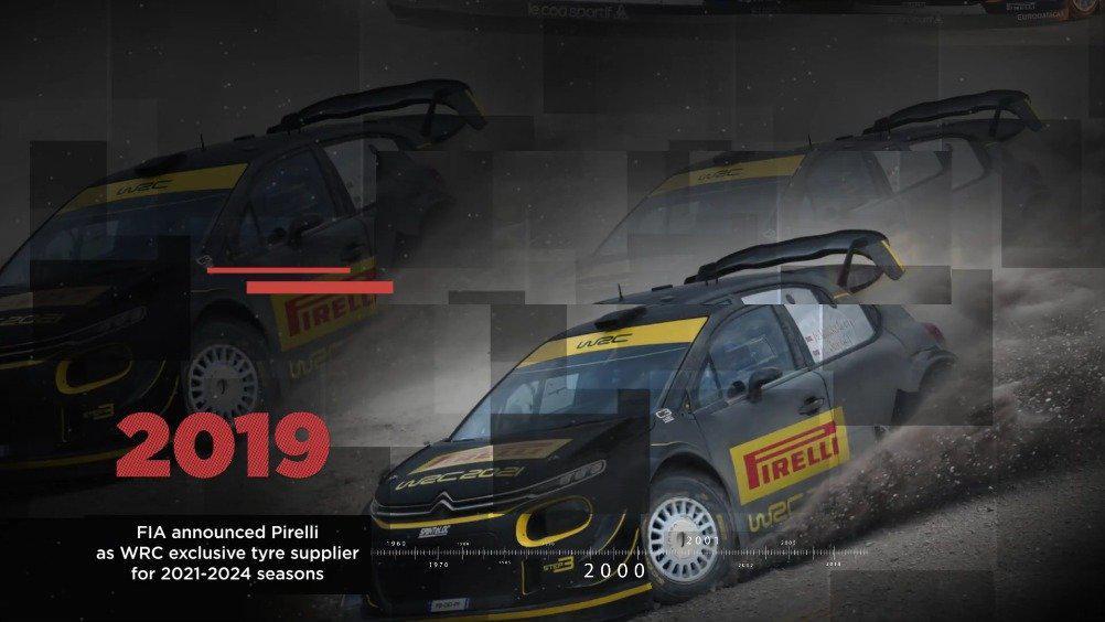 法国著名轮胎制造商米其林上赛季结束后退出WRC……