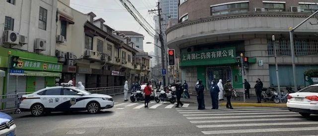 上海新增3例:肿瘤医院、仁济医院暂停门诊 附近小区已封闭管理