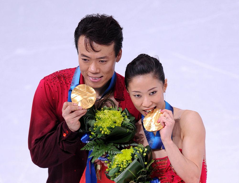 他们,都在为北京冬奥会奋斗图片