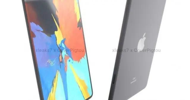 苹果屏下指纹首发用在平板上?新iPad mini曝光