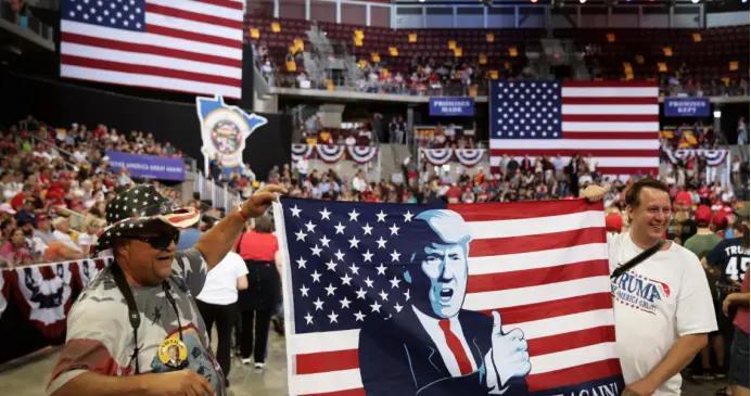 得州推动独立公投,美国大选后遗症来了