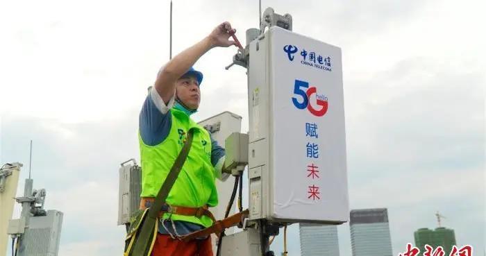 江西数字经济逆势增长 电子信息产业营收超5000亿元(图)