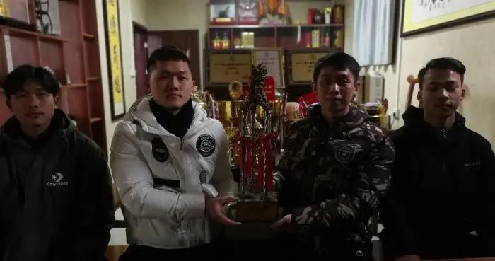 陈玉河:推广舞狮运动 传承醒狮文化