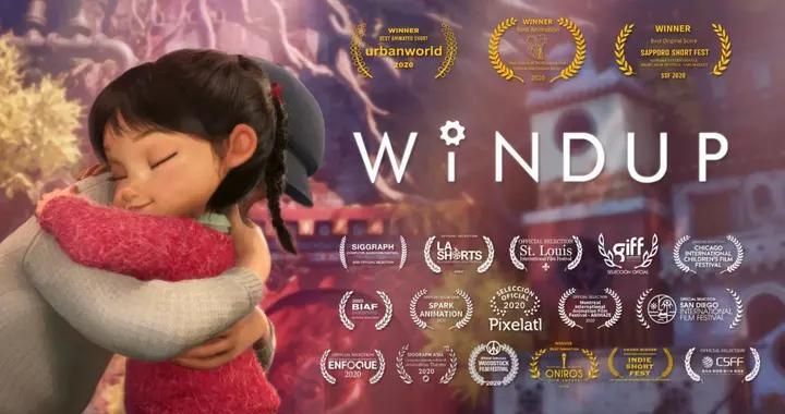 Unity实时渲染动画《Windup》完整版上线,参选奥斯卡