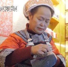 """【两会】我看贵州这十年:中国刺绣""""活化石"""",绣出脱贫致富路"""