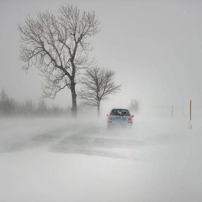黑龙江气温回升,最高0℃!但降雪+强降温+大风已经在路上!