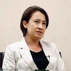 她代表台湾蹭上就职典礼,国台办回应