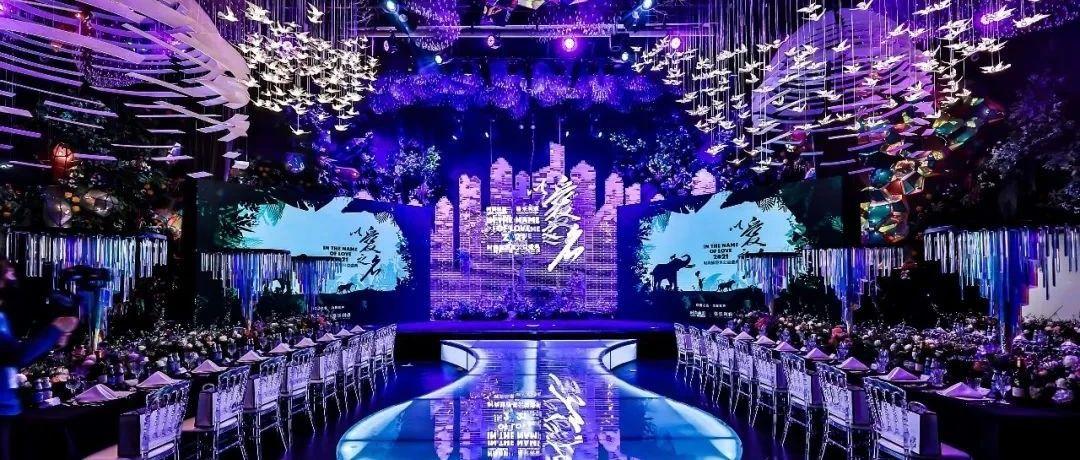 众星云集的2021时尚旅游星公益盛典,你不知道的细节都在这里!