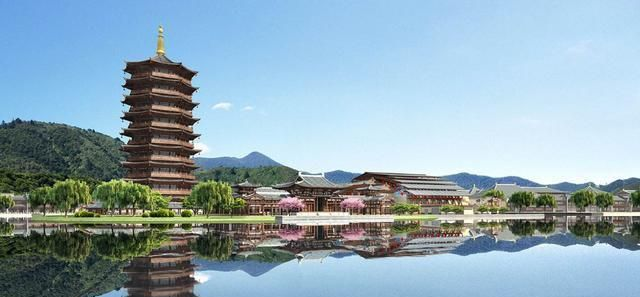 """湖南一""""人造""""古镇,耗资100亿景色非常壮观,因一点总被投诉"""