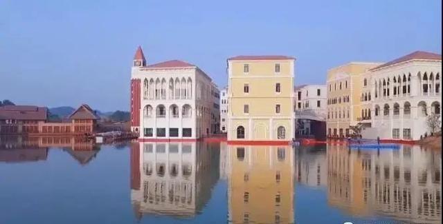 南充打造水城共生的东方威尼斯