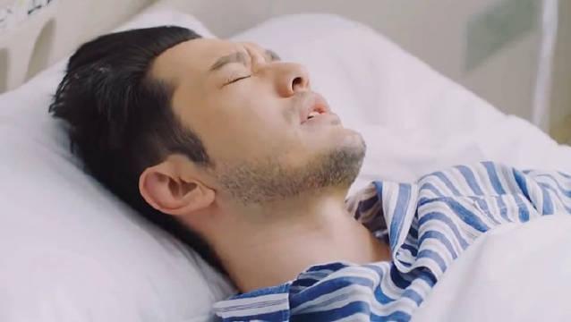 黄晓明犯急性阑尾炎,美女邻居帮忙送进医院(二)