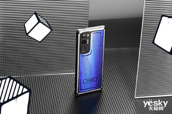 首款上市电致变色手机OPPO Reno5 Pro+艺术家限定版限量开售
