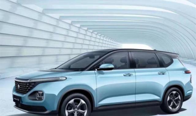 谁说自主品牌,颜值和品质不能并存,新宝骏RM-5新车上市