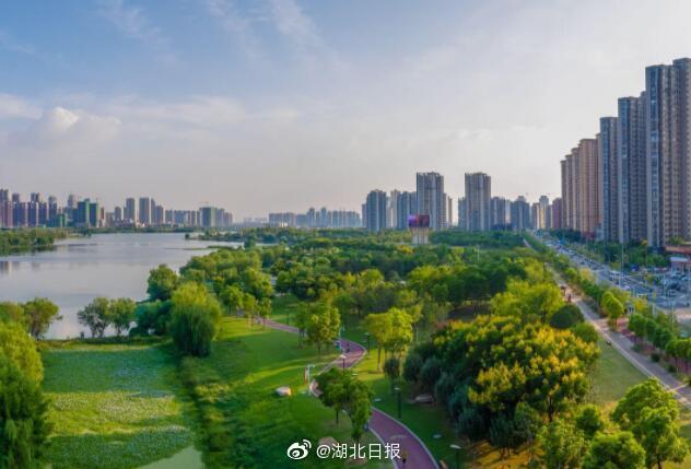 武汉今年再建100座口袋公园 让市民步行5分钟可进绿地