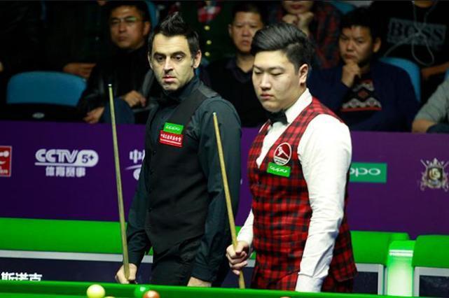 中国名将狂轰131+55冲冠,鲁宁豪取3连胜,2-0轻取奥德奈尔