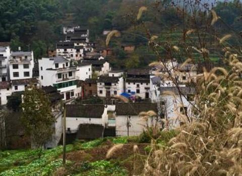 """在安徽有一座古村,又被称为""""山中最美的村落"""",免费开放"""
