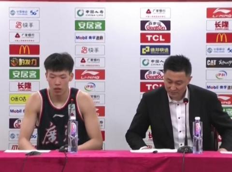 广东内线新星爆发,砍19分7板,创职业生涯新高,尽抢苏伟风头