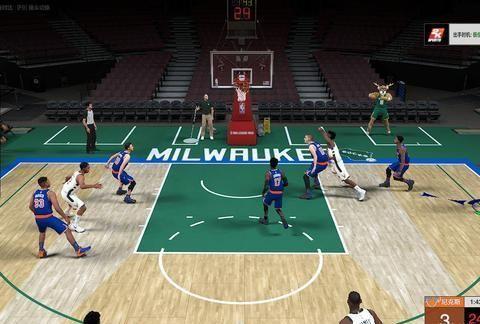 NBA2KOL2:利拉德命中率超五十,能力数值却没变?怀疑被官方暗改