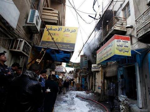 爆炸细节曝光,两名袭击者互相配合,吸引大量民众后引爆炸弹!