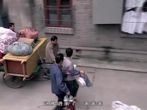 金婚:佟志文丽熬到头终于换大房子,文丽心事重重,众人:知足吧