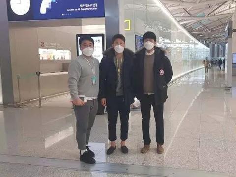 泰山正式开启冬训,孙准浩顺利抵达济南,郭田雨收到好消息