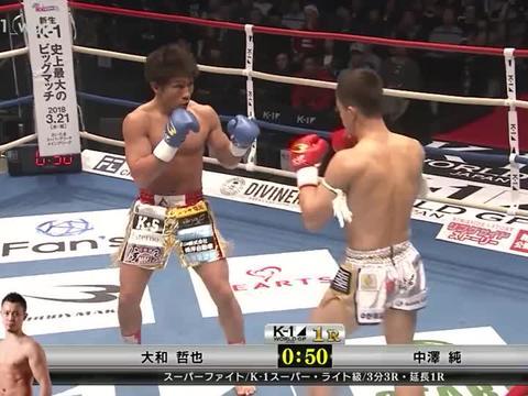 中国格斗组团挑战日本,结果全军覆没,金腰带拳王撑不过1回合!