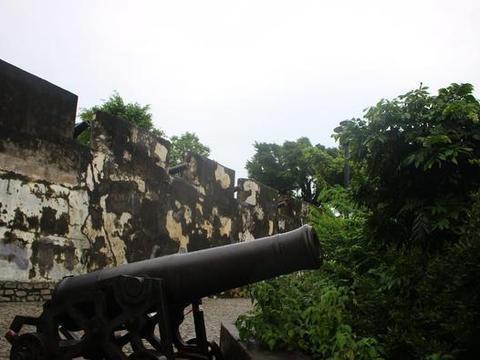 中国最古老的西洋炮台, 曾击退荷兰入侵, 如今成为热门景点!