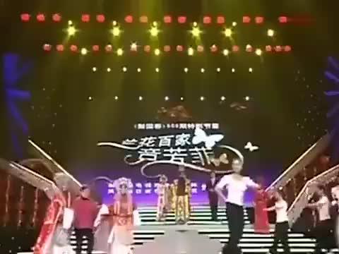 豫剧大师马金凤马兰柏青齐上阵,共同演绎经典《穆桂英挂帅》