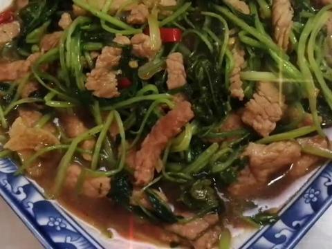 香辣肉丝超好吃的做法,东北厨娘来教你,在家做出饭店味儿