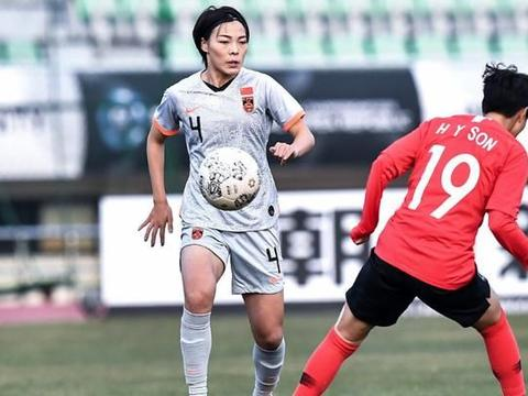 中国女足迎重大利好!韩国队已无计可施,奥预赛出局或不可避免