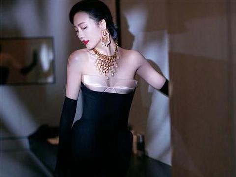 王鸥《浪姐2》初舞台太绝,风情万种舞步超飒,每一帧画面都好美