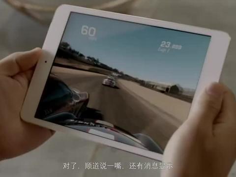 全面屏+Touch ID指纹,疑似iPad mini6高清渲染图曝光
