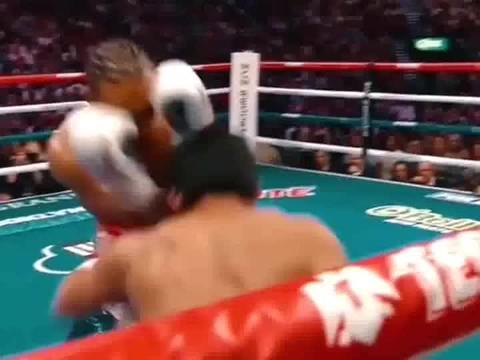 帕奎奥vs曼瑟,菲律宾国宝击败美国拳王瑟曼