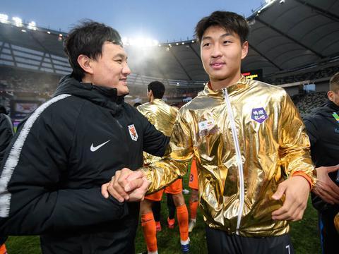 郝伟直言上赛季足协杯八强战,差点让他从鲁能直接下课
