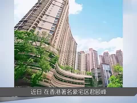 香港名媛罗力力,与郭晶晶是好友,抱女跳楼的背后又有何隐情?