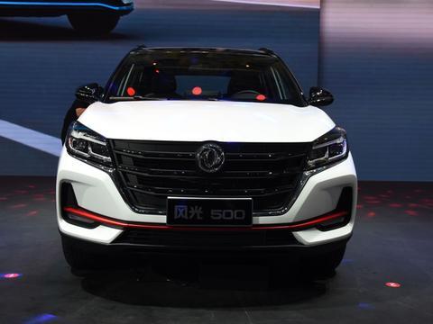 东风新车即将上市,比吉利缤越耐看,或搭1.5T十佳发动机,配CVT