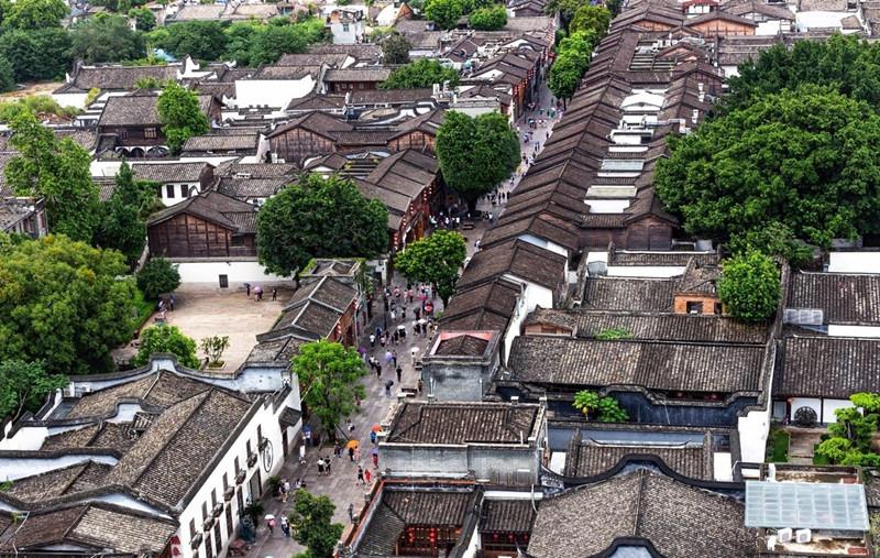 """福建这座2200多年历史的古城,被誉为""""中国古建筑博物馆"""""""