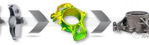 案例 l 创成式设计优化用于3D打印的卫星部件