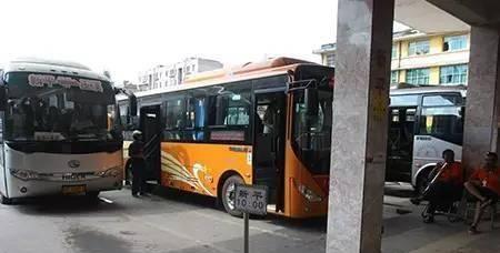 玉溪市的3大汽车客运站一览