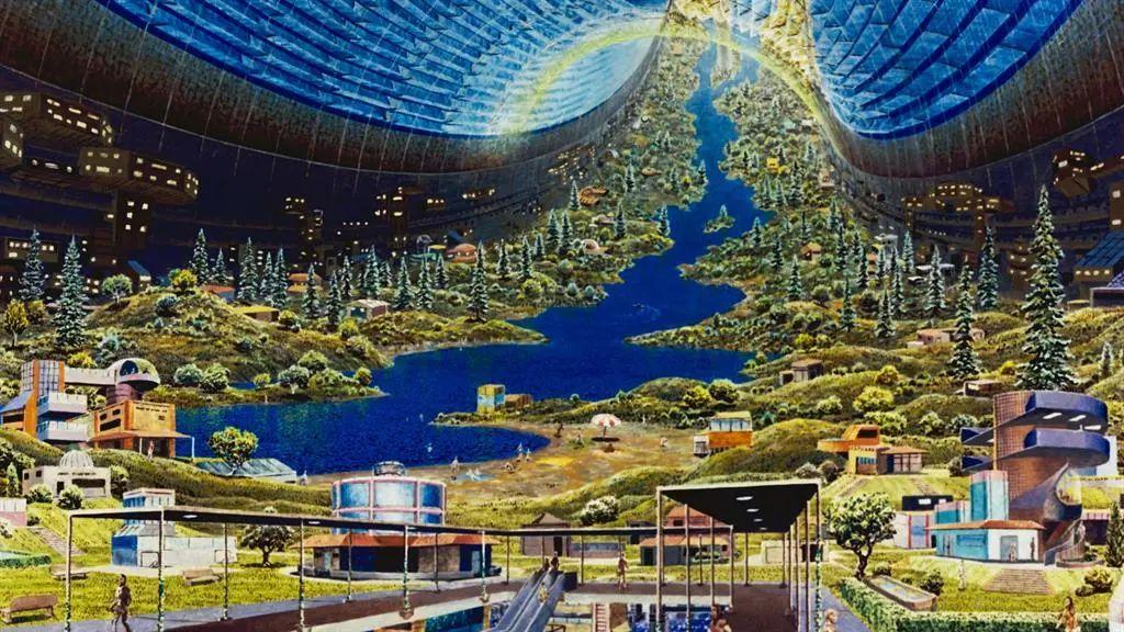 忘掉火星,在矮行星谷神星周围建立巨型的人类殖民地吧!
