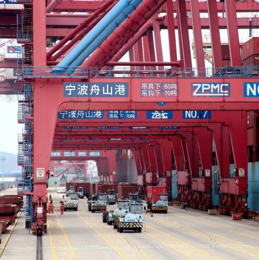宁波远洋首条东南亚集装箱班轮航线正式开通