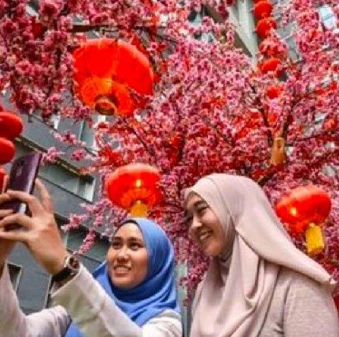 中国春节红遍世界,外国网友:爱了爱了!