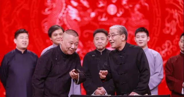 马志明称郭德纲是马派相声继承人,而老郭相声师承其实在侯派