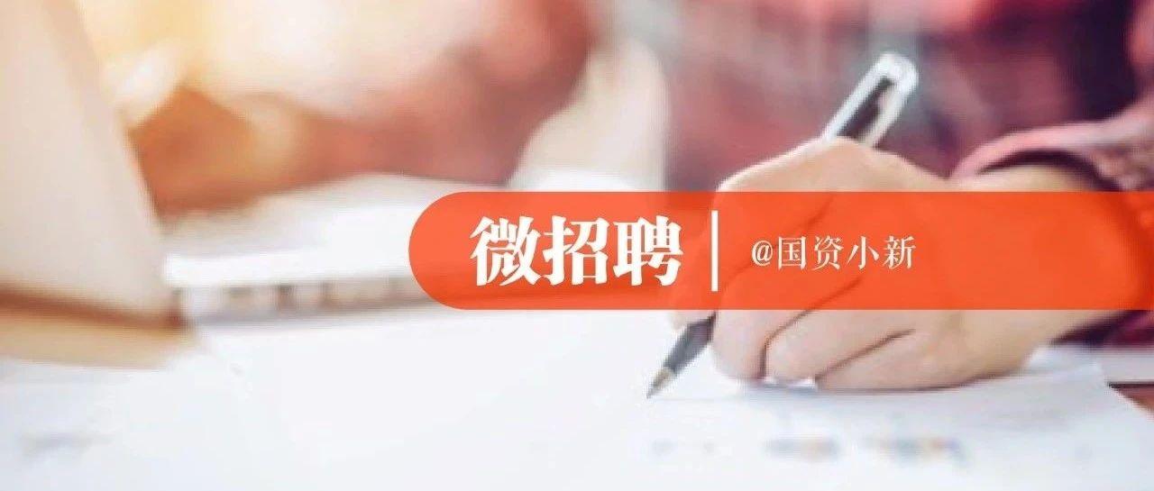 【社招】中国华录集团总部4岗位公开招聘
