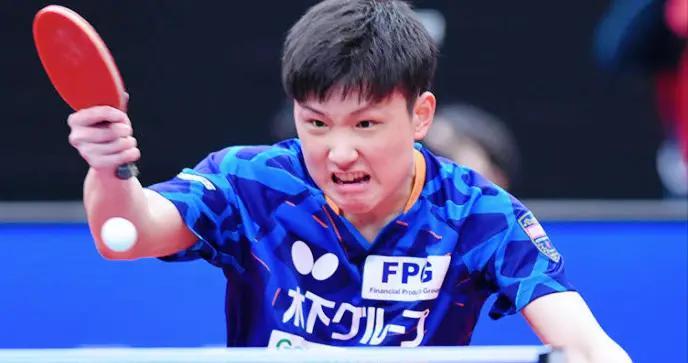 张本智和再次发威赢球,摩拳擦掌、准备3月挑战国乒