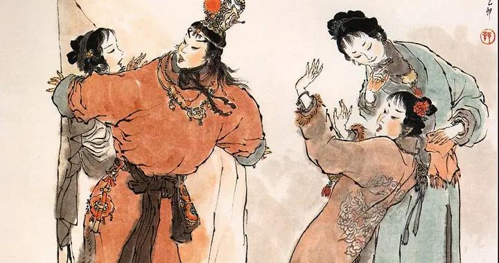 《红楼梦》:相比黛玉和宝钗,湘云才是宝玉最亲近的人
