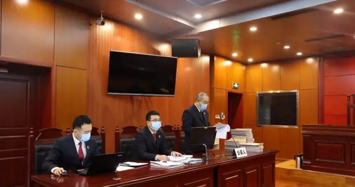 榆林市人民检察院提起公诉的榆林市能源局原党组书记、局长秦林惠受贿、巨额财产来源不明、贪污案一审开庭