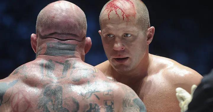 俄罗斯著名MMA拳手艾米连科感染新冠住院
