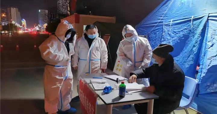 宝鸡市金台区法院:快速集结担当作为,坚守疫情防控一线